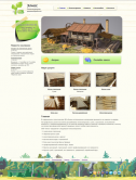 Сайт лесопилорамы